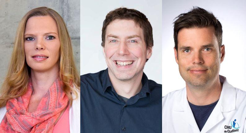 Lauréats 2017 des Prix d'excellence des professionnels de recherche
