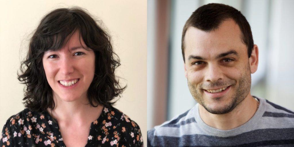 Maude Boutet et Olivier Gauron, Prix des professionnels de recherche 2019